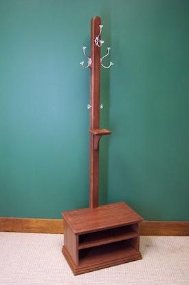 Cabinet Coat rack